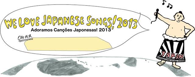 """NHK – """"Adoramos canções japonesas!"""" (2)"""