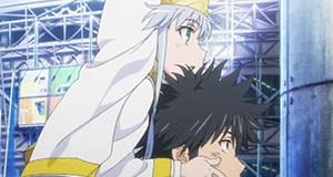Filme de Toaru Majutsu no Index – novo trailer