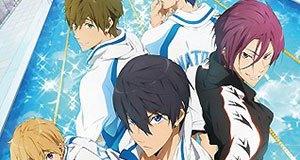 Free! o novo anime da Kyoto Animation - trailer