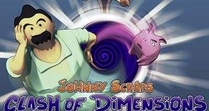 Johnny Scraps: Clash of Dimensions - jogo português