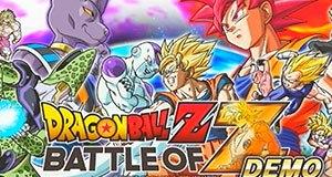Dragon Ball Z: Battle Of Z - Demo