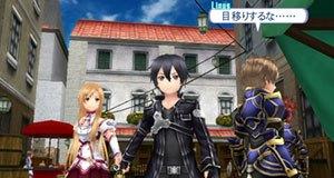 Sword Art Online: Hollow Fragment - Gameplay