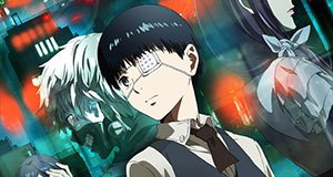Tokyo Ghoul - trailer completo