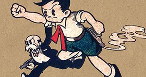 The Mysterious Underground Men ganha Eisner Award 2014