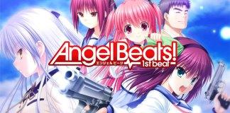 Angel Beats! -1st beat- novo projeto de Angel Beats!