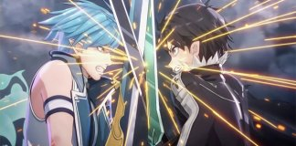 Sword Art Online: Lost Song - 3º trailer