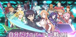 Sword Art Online: Code Register - novo trailer