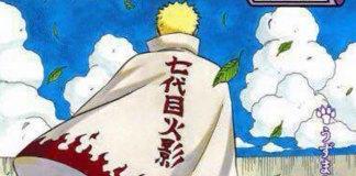 Naruto - 1 milhão de cópias do último volume