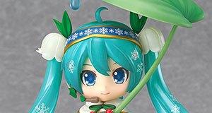 Nendoroid Snow Miku pela Good Smile Company