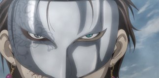 The Heroic Legend of Arslan – trailer Lord Silvermask