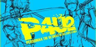 Persona 4 Arena Ultimax Game vai ter manga