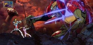 Grendizer Giga - vídeo promocional do manga