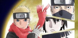 The Last Naruto: O Filme - Poster brasileiro