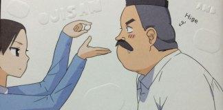 Ojisan and Marshmallow vai ser anime