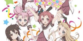 Yuruyuri San Hai! estreia a 5 de Outubro