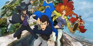 Lupin Sansei: L`avventura Italiana - imagem promocional