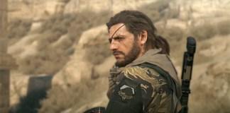 Metal Gear Solid V: The Phantom Pain - trailer Gamescom 2015