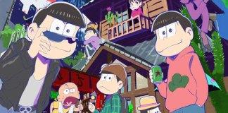 Osomatsu-san estreia a 5 de Outubro