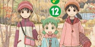 Yotsuba&! - 13º volume em Novembro