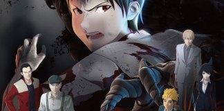 Ajin - serie anime estreia em Janeiro