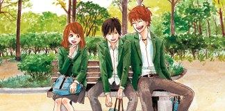 Ranking vendas manga no Japão (9/11 a 15/11)