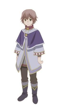Mikako Komatsu como Eugena, o segundo príncipe do Tanbarun Kingdom