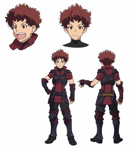 Hiroyuki Yoshino (Favaro Leone de Rage of Bahamut Genesis) é Ranta