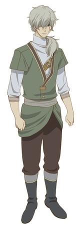 Shintarō Asanuma como Itoya, um homem silencioso que viaja com Kazuki