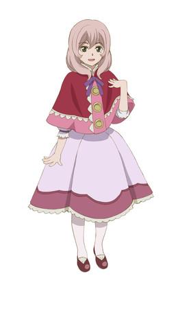 Inori Minase como Rona, a princesa do Tanbarun Kingdom
