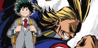 My Hero Academia é anime pelo estúdio Bones