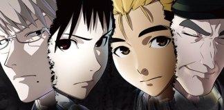 Ajin – imagem promocional da série anime