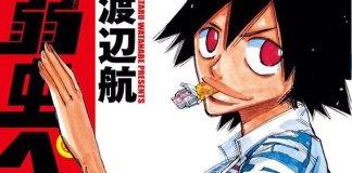 Yowamushi Pedal com 15 milhões de cópias