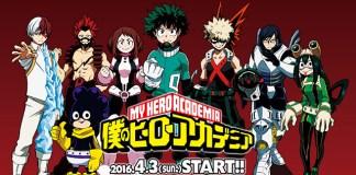 My Hero Academia - 3º trailer