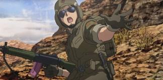 Gundam: The Origin III - novo trailer