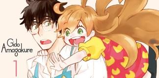 Amaama to Inazuma vai ter anime em Julho