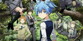 Assassination Classroom 2 vai cobrir final do manga