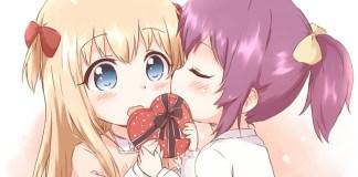 TOP animes Yuri (2016)
