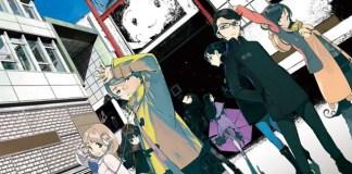 Occultic;Nine vai ser anime