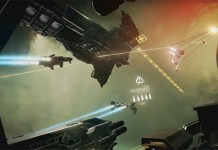 EVE: Valkyrie - trailer de lançamento