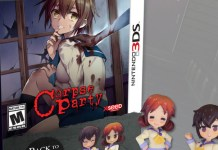 Corpse Party para 3DS vai ter figuras