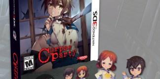 Corpse Party para 3DS vai ter figuras