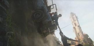 Uncharted 4: O Fim de um Ladrão - novos trailers