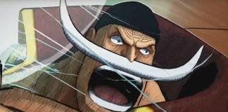 One Piece: Burning Blood - Whitebeard, Marco, Joz