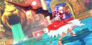 Fate/EXTELLA e Akiba's Beat no Ocidente
