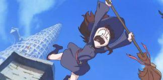 Little Witch Academia - vídeo do anúncio da série anime