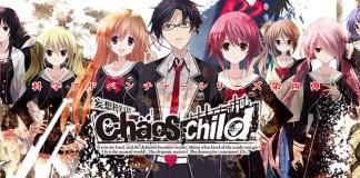 Chaos;Child é anime pela Silver Link