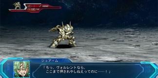 Super Robot Wars OG - Gameplay