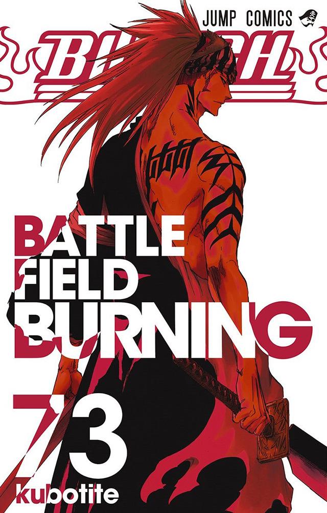Bleach - manga termina no volume 74