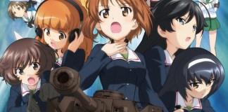 Girls und Panzer ganha Seiun Awards 2016