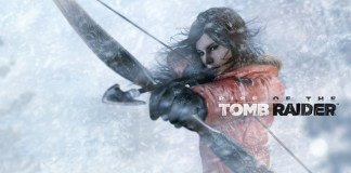 Rise of the Tomb Raider na PS4 em Outubro